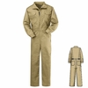 CLB6KH EXCEL-FR™ COMFORTOUCH™ Khaki 9oz. Deluxe Coverall