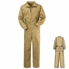 CNB3TNB Women's Tan NOMEX® IIIA 4.5oz Deluxe Coverall
