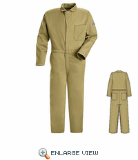 CEC2KH EXCEL- FR™ Khaki Contractor Coverall