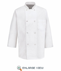 0402 3/4 Sleeve Chef Coat