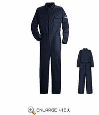 CED2NV EXCEL- FR™  Navy Deluxe Contractor Coverall
