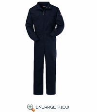 CLB2NV EXCEL-FR™ COMFORTOUCH™ 7oz. Navy Deluxe Coverall
