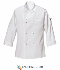0421 Ten Knot-Button Chef Coat