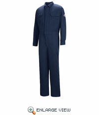 CMD6NV COOLTOUCH 2™ Navy Deluxe Contractor Coverall