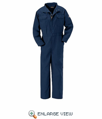 CNB3NV Women's Navy NOMEX® IIIA 4.5oz Deluxe Coverall