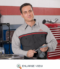 SP14TX  Long Sleeve Toyota Technician  Shirt - Discontinued