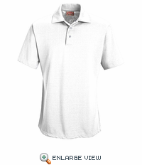 SK68WH Short Sleeve White Performance Knit® 50/50 Blend Jersey Shirt - Discontinued