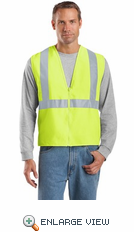 CornerStone® - ANSI Class 2 Safety Vest. CSV400