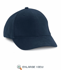HB20NV Navy Cotton Ball Cap