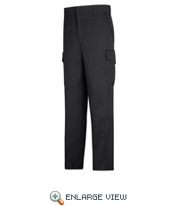 HS2346 Women's New Dimension® Black 6-Pocket Cargo Trouser