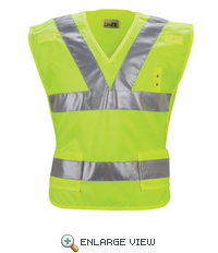 HS3336a Hi-Visibility Breakaway Safety Vest
