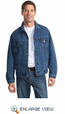 Port Authority® - Authentic Denim Jacket. J7620