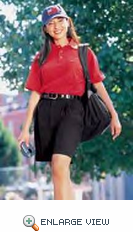 PT35SS Special Size  Women's Pleated Short - Discontinued