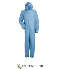 KDE4SB Excel® FR Sky Blue Chemical Splash Flame Resistant Coverall
