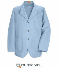 KP10 Lapel Counter Coat (5-Colors)