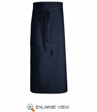 TT34NV Navy Bistro Apron - Discontinued