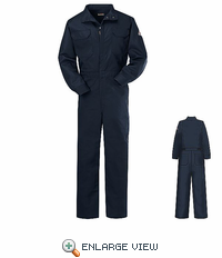 CNB6NV NOMEX® IIIA 6oz Navy Deluxe Coverall