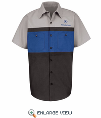 SP24MC Mercedes Benz Techician Short Sleeve Shirt