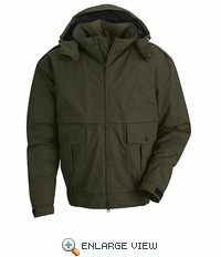 HS3351 Unisex Forest Green New Generation® 3 Jacket