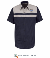 SP24VL Volvo Technician Short  Sleeve  Shirt