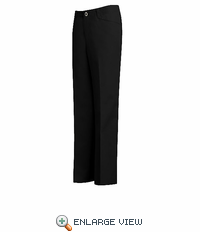 PZ33BK Woman's Black Work NMotion® Pant