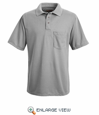 SK02 Performance Knit Polyester Pique Polo Shirt (9 Colors)