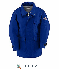 JLP8RB EXCEL- FR™ COMFORTOUCH™ Royal Blue Parka - DISCONTINUED