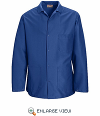KK26SB Unisex ESD/ANTI-STAT Electronic Blue Counter Jacket