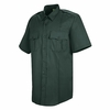 HS1547a Women's Spruce Green Sentry® Plus Short Sleeve Shirt With Zipper