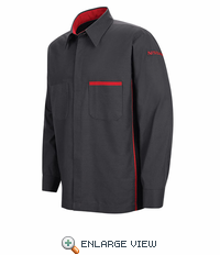SP14NS Nissan Technician Long Sleeve Shirt