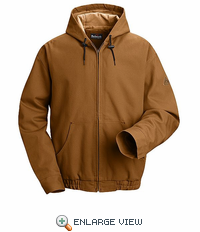 JLH8 EXCEL- FR™ COMFORTOUCH™ Hooded Jacket - Discontinued