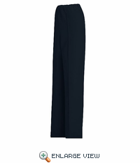 PP73NV Women's Navy Poplin Pant
