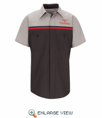 SP24TT Toyota Technician Short Sleeve Shirt