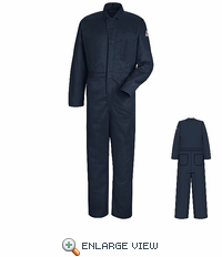 CNC2NV NOMEX® IIIA 4.5oz Navy Contractor Coverall