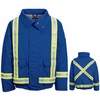JNJT Lined Bomber Jacket with Reflective Trim HRC2