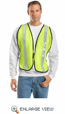 Port Authority® - Mesh Safety Vest. SV02