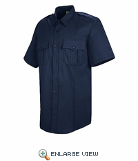HS1225 Men's Navy Deputy Deluxe® Short Sleeve Uniform Shirt - Discontinued