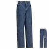 PEJ6 Excel-FR� Stone Washed Loose Fit Jean