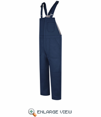 BLC8NV EXCEL- FR™ COMFORTOUCH™ Deluxe Navy Insulated Bib Overall