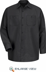 Classic Solid Auto Work Shirt - 20 Colors