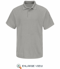 SMP8GY Classic Grey Short Sleeve Polo - CoolTouch� /></a><br /> <!--Solid Cactus Click to enlarge v3.0.2--> <div id=