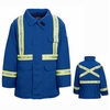 JLPTRB Bulwark Deluxe Excel FR Royal Blue Parka with Reflective Trim