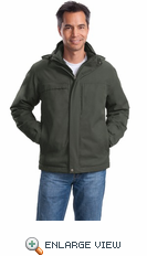 Port Authority® - Herringbone 3-in-1 Parka. J302