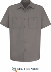 Wrinkle-Resistant Auto Shirt