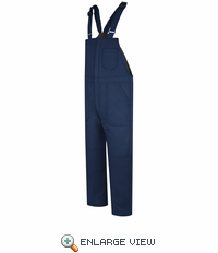 BNN2NV  NOMEX® IIIA Flame Resistant Navy Deluxe Insulated Overalls