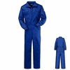 CNB6RB NOMEX® IIIA 6oz Royal Blue Deluxe Coverall