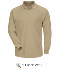 SMP2KH Classic Long Sleeve Khaki Polo - CoolTouch� /></a><br /> <!--Solid Cactus Click to enlarge v3.0.2--> <div id=