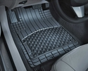 WeatherTech AVM (All Vehicle Mat) Rubber Floor Mats