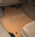 DuroMat Custom Floor Mats: 4 Pc. Front & Rear