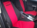 Two-Tone Custom Canvas Seat Covers For CARS